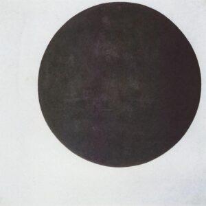 Kazimir Malevich - black circle (1923)